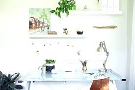 office floating shelves. Office Floating Shelves How To Decorate With Home Silver Desk Lamp Glass Officeworks .