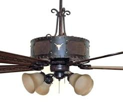 western style ceiling fans cabin style ceiling