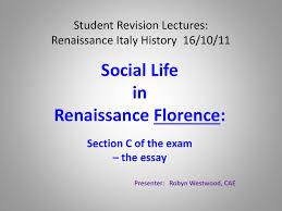 italian renaissance essay best images about sca italian  student revision lectures renaissance history 16 10 11