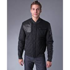 Under Two Flags Men Quilted Huntsman Bomber Jacket - Jackets ... & Under Two Flags Men Quilted Huntsman Bomber Jacket - Jackets & Coats Adamdwight.com