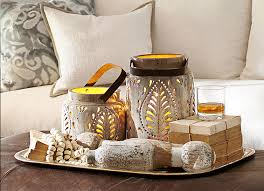 Image Round Decorating Coffee Table Pottery Barn How To Decorate Coffee Table Pottery Barn