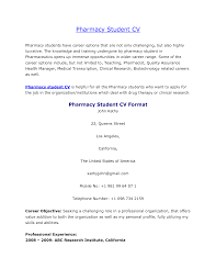 cv pharmacy resume format for pharmacy graduates military bralicious co