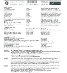 Job Resume Builder Free Best Template Printable Word Download