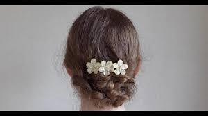 シニヨンがブーム簡単なのにおしゃれに見えるヘアスタイル