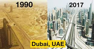 Dubai Before And After Dubai City Before And After Archives Make The World Smile Humor