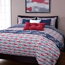 nautical lobster blue comforter sets sis covers bedding once duvet set english garden