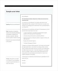 What Is A Resume Cover Letter Examples Administrative Resume Cover