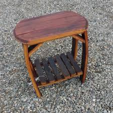 wine barrel outdoor furniture. Oak Red Wine Barrel Outdoor Rectangle Table Furniture R