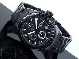 fossil decker chronograph analog black dial men s watch ch2601 fossil decker chronograph analog black dial men s watch ch2601 unboxing