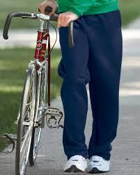 Jerzees 974mp Mens 50 50 Nublend Open Bottom Sweatpants Size