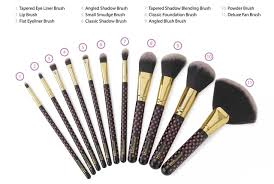 bh cosmetics brushes. bh cosmetics 11 pc pink-a-dot brush set bh cosmetics brushes t