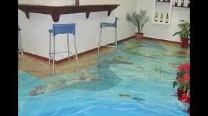 Sie speichern die wärme und geben sie kontinuierlich an den raum ab. 3d Fussboden Bad Fliesen Im Schachbrettmuster 31 Ideen Fur Passende Deko