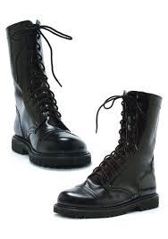 black combat boots jpg