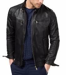 black sheep leather jacket for men
