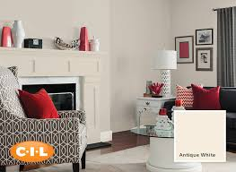 antique white paint for living room. antique white platinum pre-tinted paint + primer from cil for living room n
