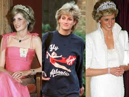 S women's team at the tokyo games. Princess Diana S Best Most Shocking Looks With Photos