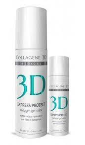 Купить Express Protect <b>коллагеновая гель-маска для кожи</b> с ...