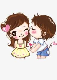Cute Couple Png Lovely Couple In 2019 Cute Love Cartoons Couple Cartoon