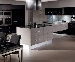 Modern kitchens Backsplash Textured Sophistication Houseandhome Modern Kitchens Modern Kitchen Design Ideas Freedom Kitchens