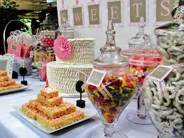 The Best Pink Baby Shower  The Vintage Modern WifeSweet Treats For A Baby Shower