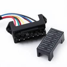 middle size atc ato 32v 6 way car blade fuse box block holder usa middle size atc ato 32v 6 way car blade fuse box block holder usa deliver b4u1