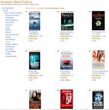 Amazon Book Charts Sales Uk Good News Or Omg Something Really Weird Is Happening With