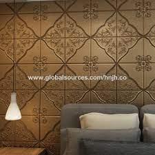 china 3d foam wall stickers interior