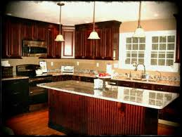 modern cherry wood kitchen cabinets. Modern Cherry Wood Kitchen Cabinets Home Design Ideas Dark High Quality P