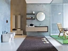 Creative Ideas For Bathroom Mirrors Double L Shaped Brown Finish ...