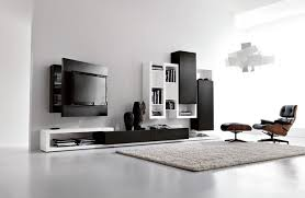 interior contemporary tv wall unit and cabinet design ideas for