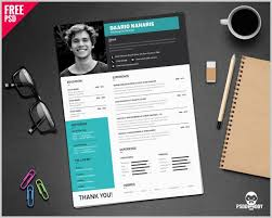Creative Resume Template Download Free 204139 Download Creative
