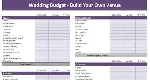 Wedding Planning Budget Calculator Inspired I Dos Wedding Planning Budgeting Tool