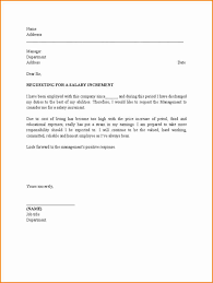5 Request Letter For Salary Increment Simple Salary Slip
