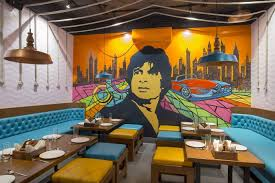 Restaurant Interior Designer In Kolkata Friday Release A New Bollywood Themed Restaurant Was