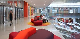 BBC New Broadcasting House  Office Interior DesignOffice DesignsOffice  IdeasCorporate ...