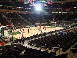 Fiserv Forum Seating Chart Milwaukee Bucks Fiserv Forum Section 108 Seat Views Seatgeek