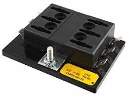 amazon com bussmann bp 15600 06 20 quick connect fuse block bussmann bp 15600 06 20 quick connect fuse block