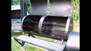 Bbq Smoker Design Plans My Homemade Custom Barbecue Smoker Build Your Own