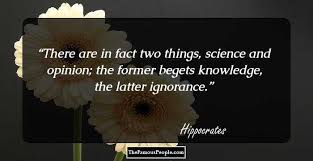 40 Great Quotes By Hippocrates That Will Make You Wiser Beauteous Hippocrates Quotes