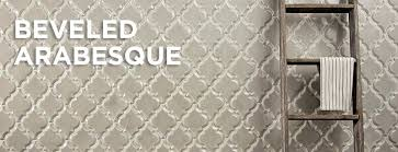beveled arabesque is a favorite for kitchen and feature walls this hand glazed ceramic tile which creative artistic kitchen trends arabesque tile