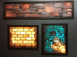 Image Gallery Himalayan Salt Brick Wall With Frame Lighting Kit 4041 Bricks Dhgatecom Himalayan Salt Brick Wall With Frame Lighting Kit 4041 Bricks