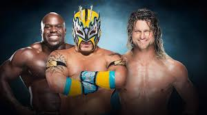 Image result for elimination chamber 2017 matches