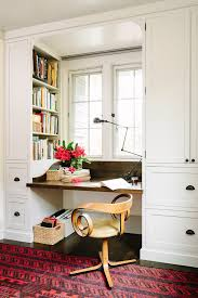 modern built in office cabinets. mid century modern built ins home office craftsman with pink flowers dark wood floors built-in cabinets in s