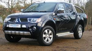 2008 Mitsubishi L200 2.5 Did Animal Double Cab Pick Up for sale in ...