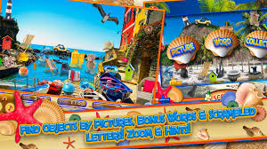 100's of objects to find! Hidden Objects Summer Beach Hawaii Object Game For Android Apk Download