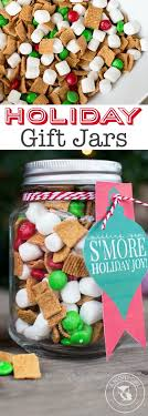super easy last minute gift these homemade holiday mason jar gifts with free printables