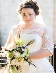 plus size wedding dresses with sleeves tea length discount plus size lace tea length wedding dresses with half sleeves