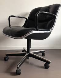 x office chair by charles pollock for knoll s