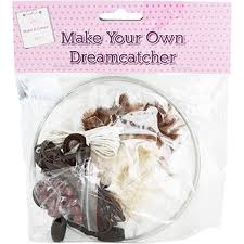 Dream Catcher Making Supplies Make Your Own Dreamcatcher Gifts for Craft Lovers at The Works 88
