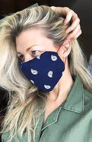 no sew diy face mask using bandana